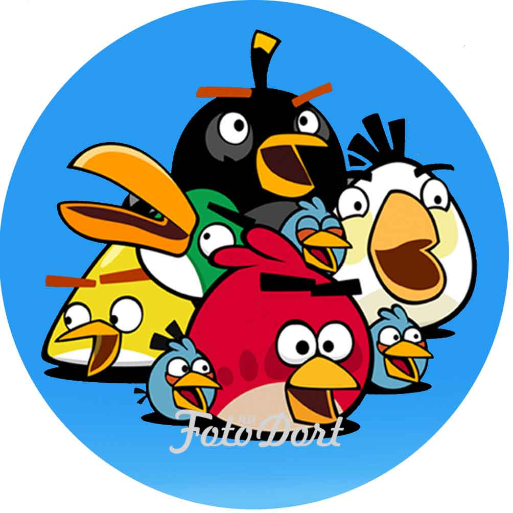 Angry Birds 10