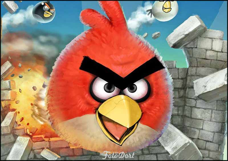Angry Birds 400