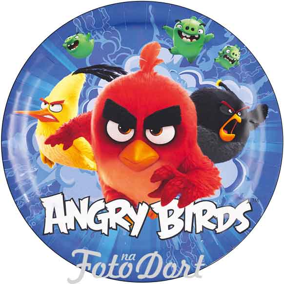 Angry Birds 60