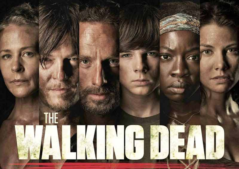 The Walking Dead 810